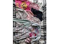 Girls 2-3/3-4 Clothes Bundle + Shoes