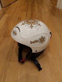Womens Bolle ski helmet size M - 58cm