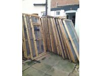 Bird Aviary 6 x 6 x 3ft panels will fit lay down in most estate car
