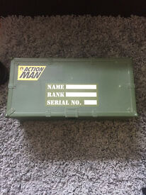 Action Man box