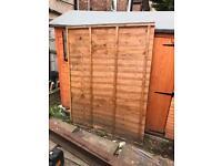 2 x Fence Panels - FREE