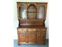 Ducal pine Welsh Dresser