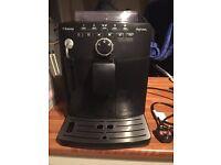 Saeco intuita coffee machine