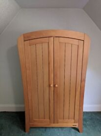 Mamas and Papas 'Fern' wardrobe and chest of drawers with changing table
