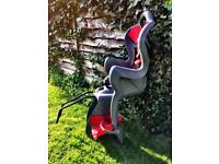 Halfords childs cycle seat
