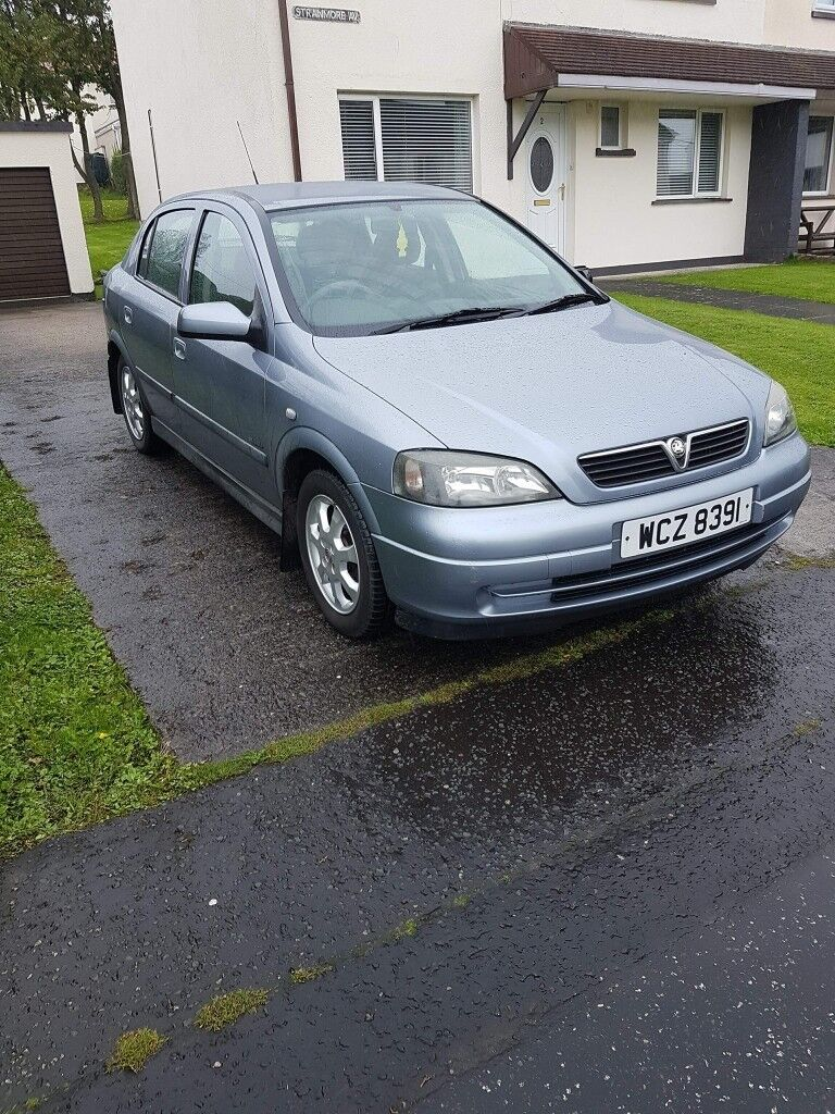 04 Vauxhall Astra