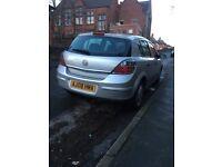 Vauxhall astra 1.4 petrol 2008