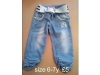 new kids jeans and shoes