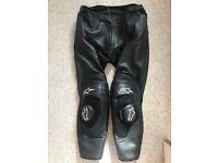 Alpinestars Missile Leather Pants - 40 Regular