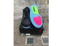 Jordan retro 3 quai 54 size 8uk