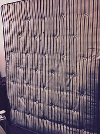 King size matress in good condition