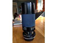 Tamron 80 - 210mm camera lens for Pentax K.M.