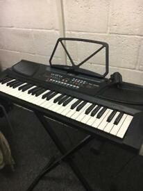Keyboard - Gear 4 Music 54 key multifunctional electronic keyboard with stand