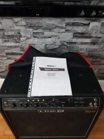 LINE 6 SPIDER VALVE 112 BOGNER GUITAR AMP