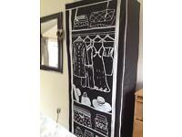 Funky fabric wardrobe for sale
