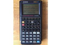 Casio CFX-9850G Colour LCD Graphing Calculator With Manual