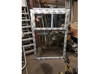 Window double glazed unit toughened glass brand new rehau