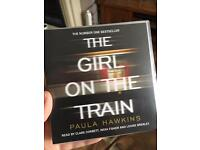 The girl on the train audio book