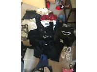Bundle of clothes size 8
