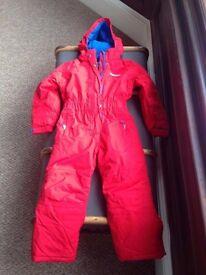 Unisex Snowsuit - Age 5-6