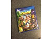 CRUSH BANDICOOT N'SANE TRILOGY PS4