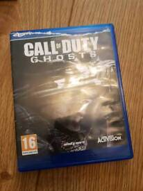 Call of duty ghosts 4£ ps4