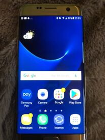 Samsung s7 edge 1 month old