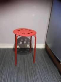 6 kitchen stools