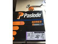 Paslode 90 nails and gas