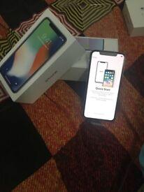 iPhone X 256 Gb unlocked