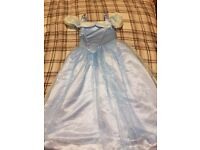 Girl's Cinderella dress uo from disney shop