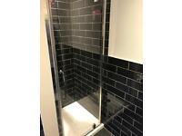 Lakes Classic Semi Frameless shower door