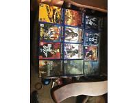 Ps2 and ps3 games