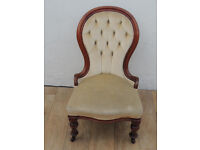 Victorian stylish chair (Delivery)