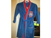 Mario Dressing Gown (Age 7-8)