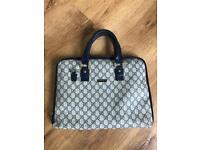 Gucci briefcase for MacBook