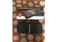 Traktor F1 Kontrol with padded travel case. Brand new never used pickup only. £80 ono