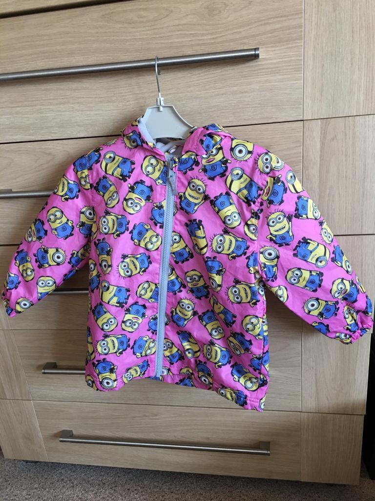 Little Minion coat ( age ) 4 from NEXT( Immaculate)