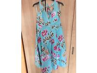 Joules dress 14 - practically new!