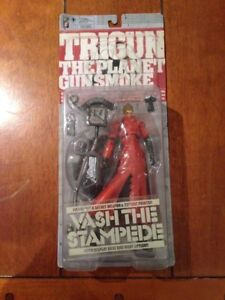 Trigun The Planet Gunsmoke VASH the Stampede Figure