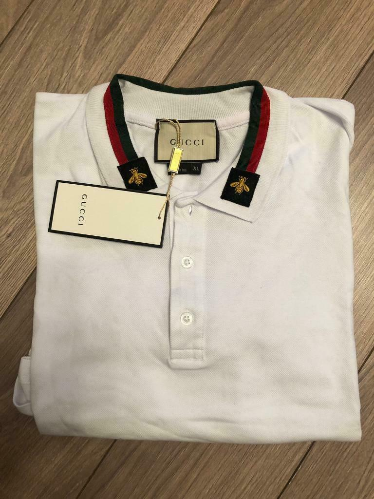 a8ff69d4 Gucci polo t shirt XL brand new with tags | in St Helens, Merseyside ...