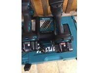 Makita twin set new generation 18v5ah battery