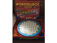 Junior word search game excellent condition