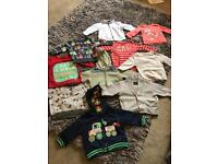 Next tops and other brands 3-6 months