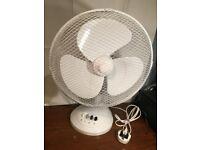 Challenge 12 inch desk fan