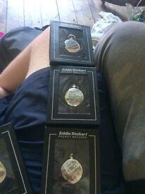 Eddie stobart collectible pocket watches