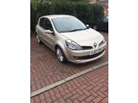 Renault clio automatic full service history fully loaded