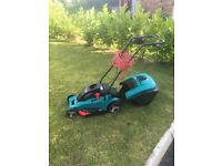 Bosch Electric Rotary Lawnmower - 1700W