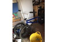 Nearly a whole bike for sale