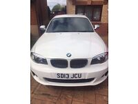 Bmw 1 series 2.0 ltr coupe 118d exclusive edition '13 plate 51k miles